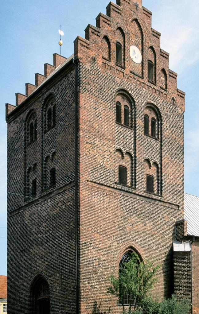 Odense: Turm der Liebfrauenkirche (2001)