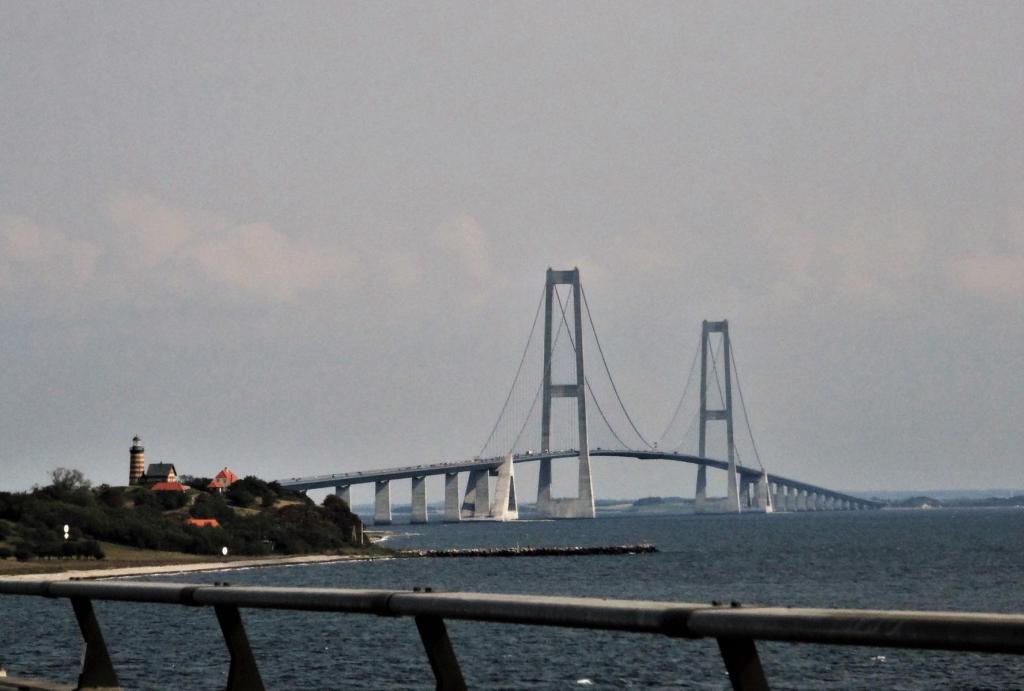 Brücke über den Großen Belt zwischen Fünen und Seeland (2019)