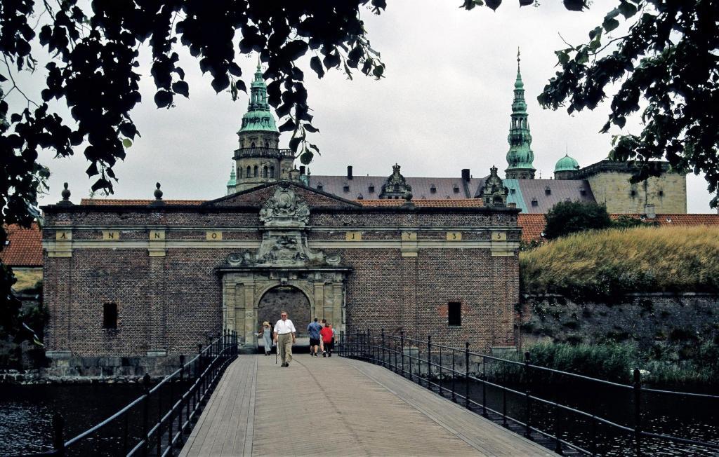 Helsingör: Schloss Kronborg (2001)