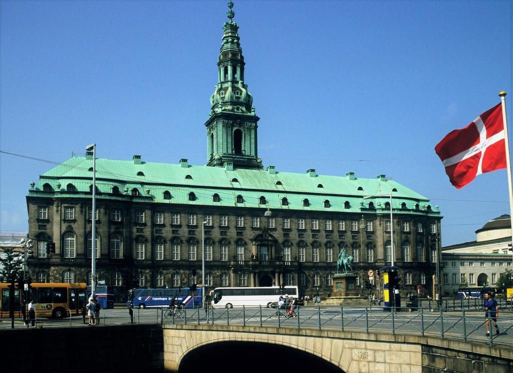 Kopenhagen: Schloss Christiansborg (2001)