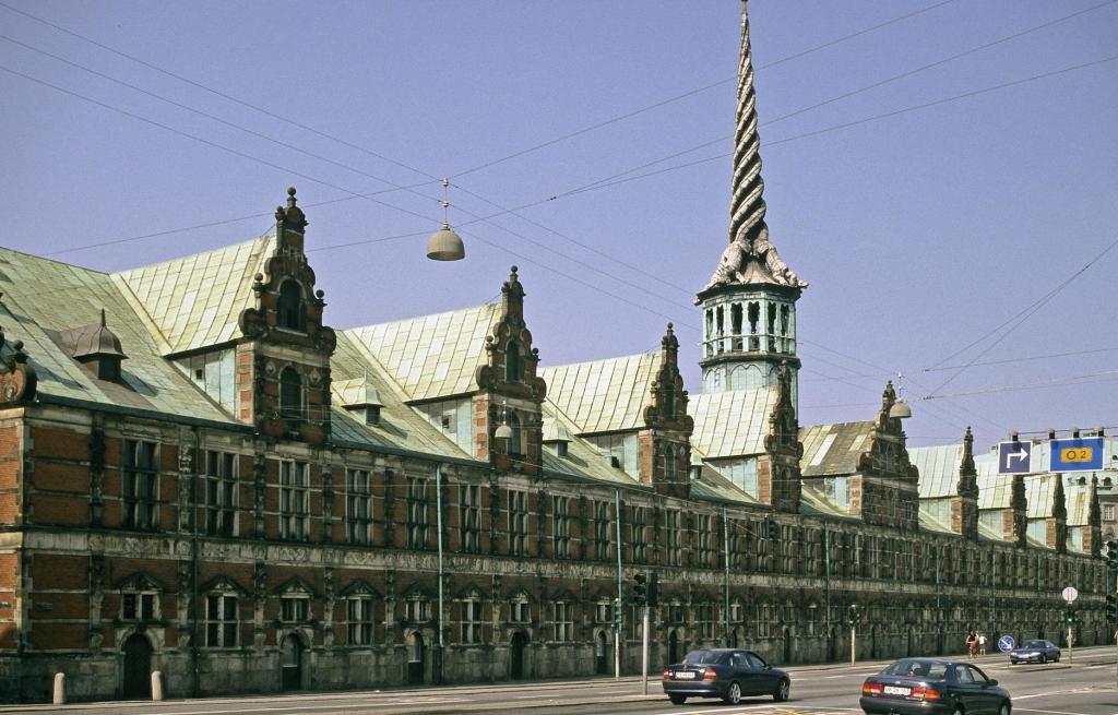 Kopenhagen: Börse (2001)