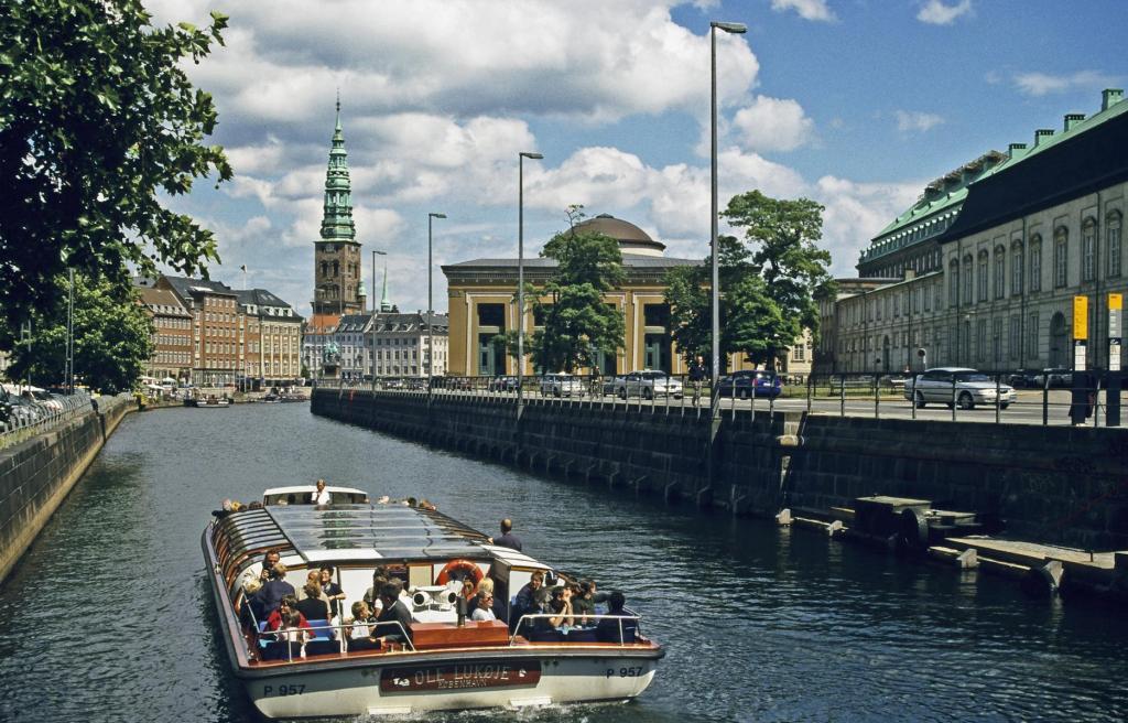 Kopenhagen: Schlossinsel mit Thorvaldsen-Museum (2001)