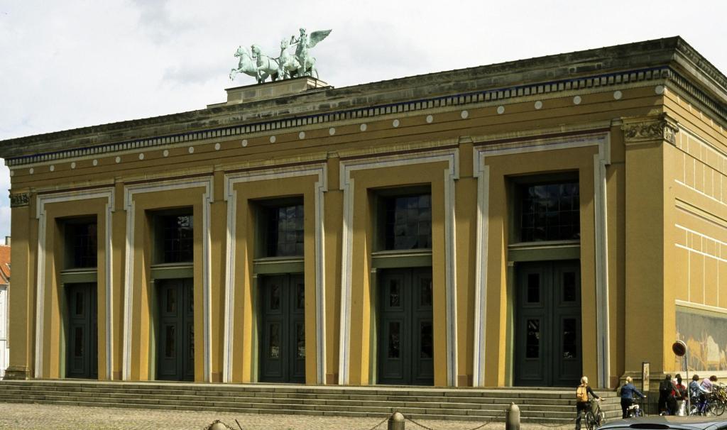 Kopenhagen: Thorvaldsen-Museum (2001)