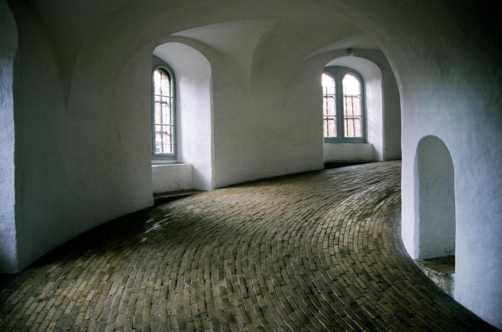 Kopenhagen: Runder Turm (2001)