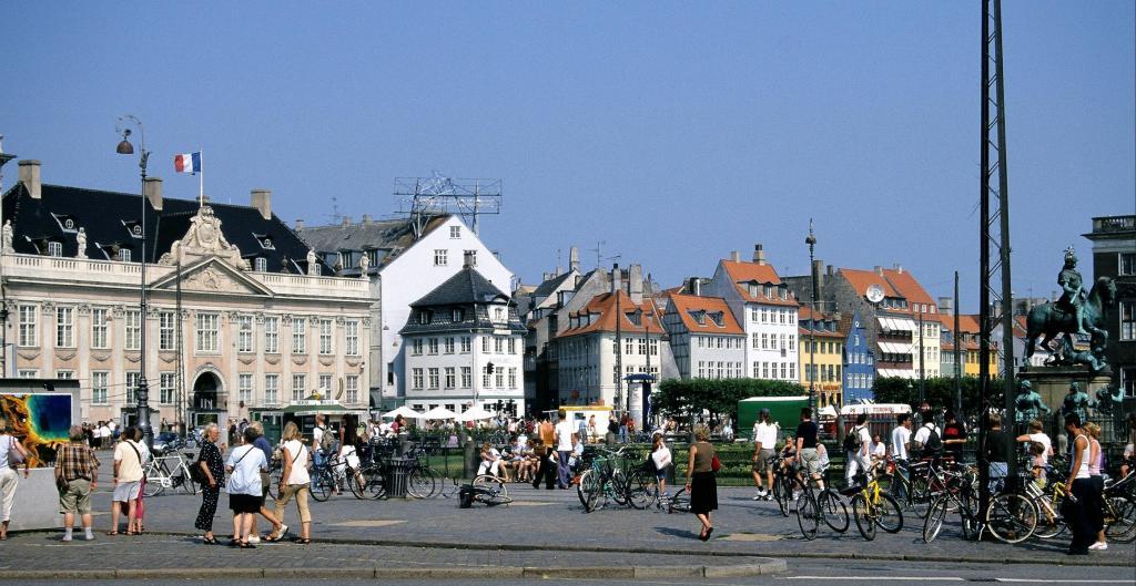 Kopenhagen: Königlicher Neumarkt (2001)