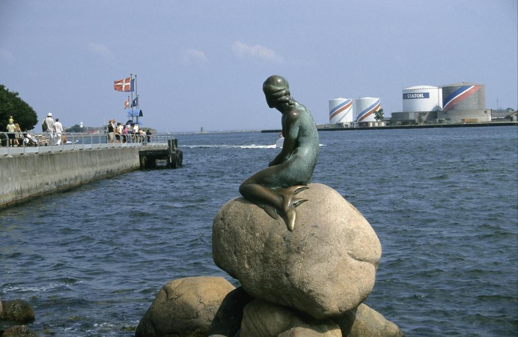 Kopenhagen: Kleine Meerjungfrau (2001)