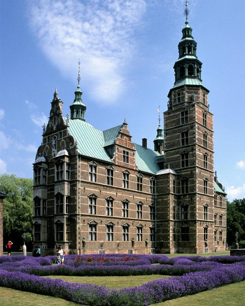 Kopenhagen: Schloss Rosenborg (2001)