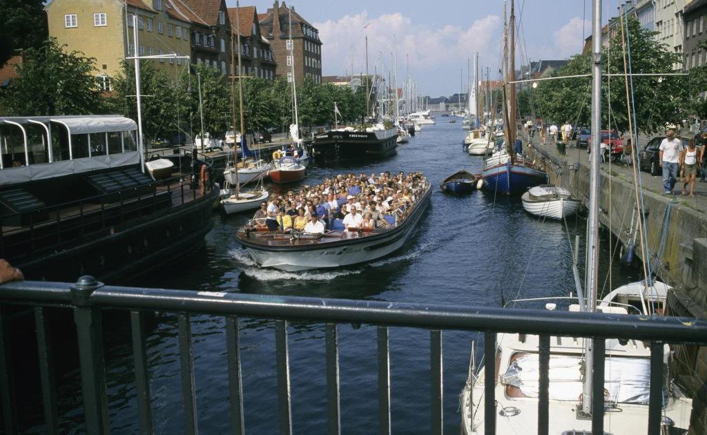 Kopenhagen: Christianhavn - Kanal (2001)