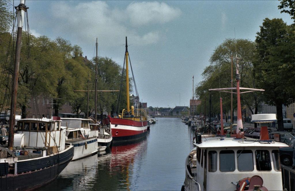 Kopenhagen: Christianhavn - Kanal (1978)