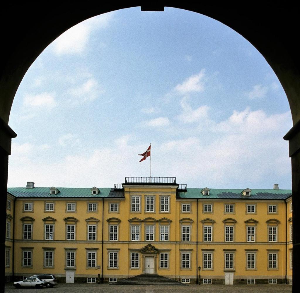 Kopenhagen: Schloss Frederiksberg (2001)