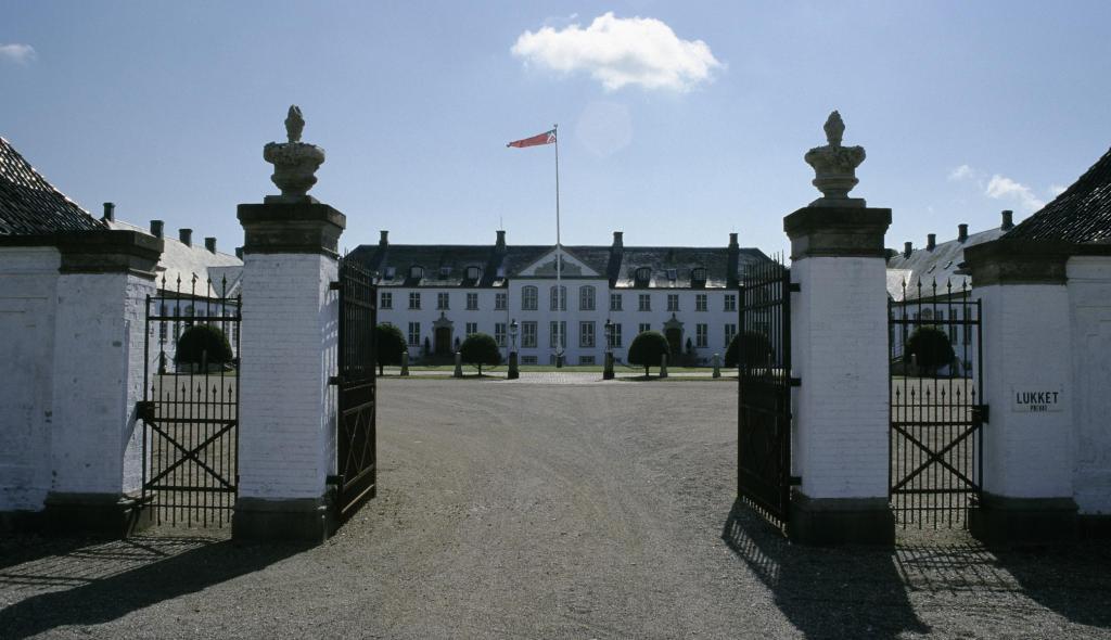 Schloss Lerchenborg (2001)