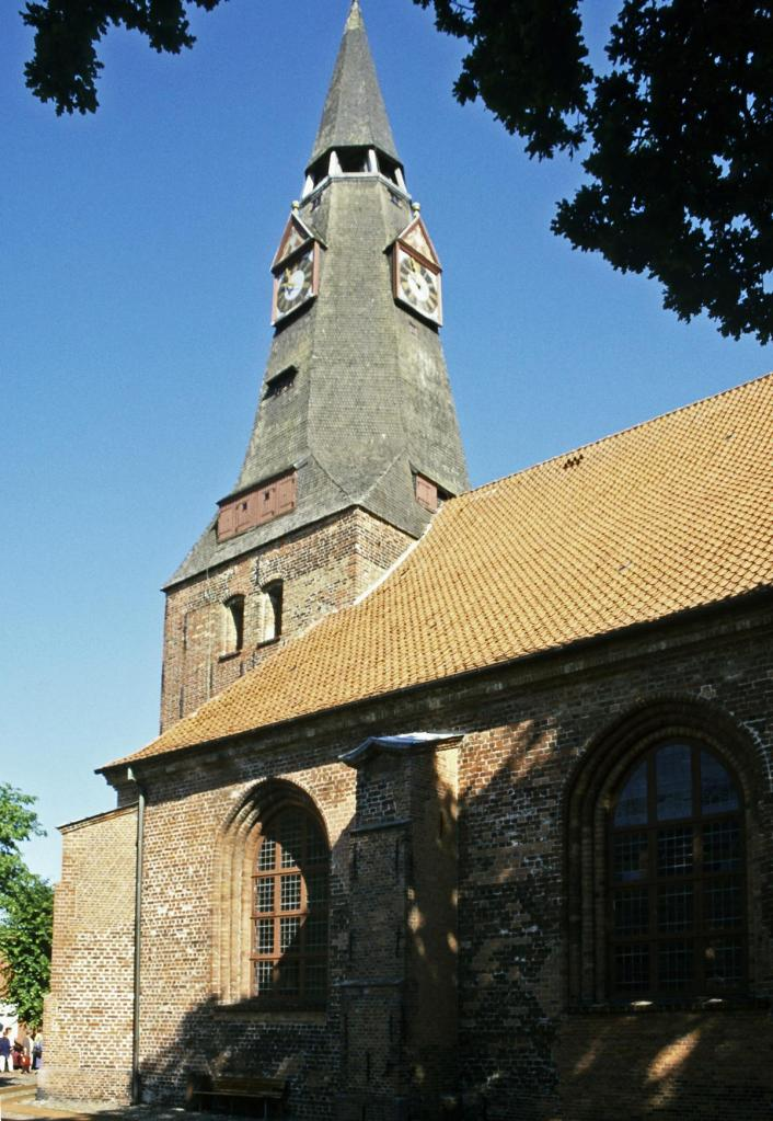 Tondern [dän. Tønder]: Kirche (2001)