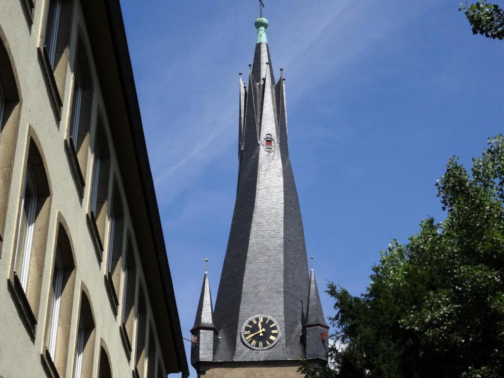 Düsseldorf: Lambertuskirche - Turm (2018)