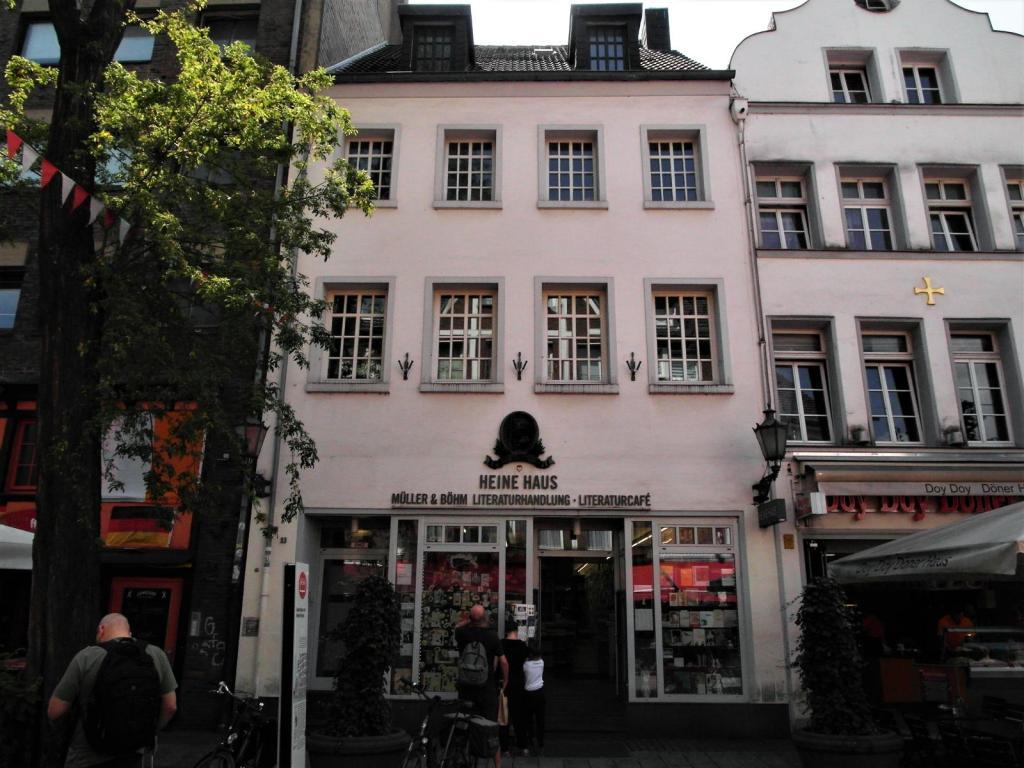 Düsseldorf: Heine-Haus (2018)