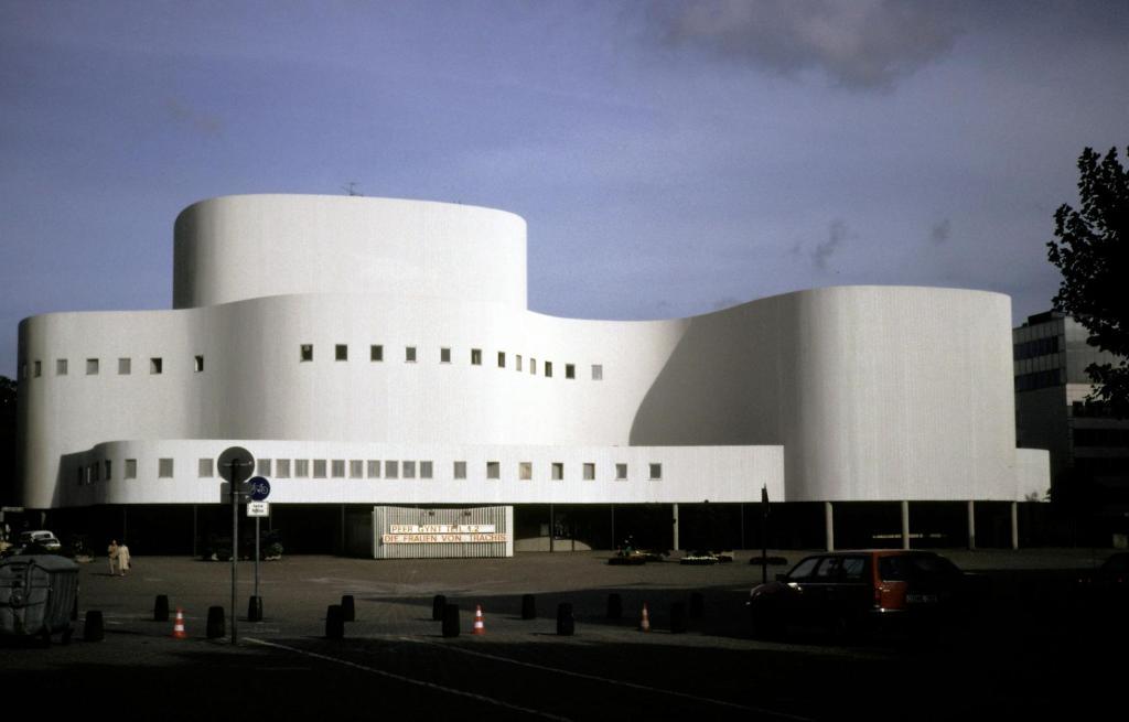 Düsseldorf-: Schauspielhaus (1980er Jahre)