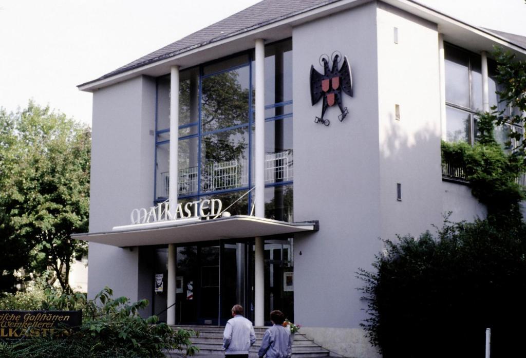 Düsseldorf: Malkasten (1980er Jahre)