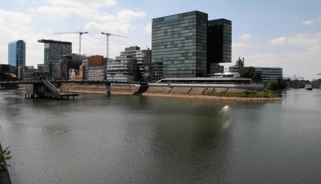 Düsseldorf: Medienhafen (2018)