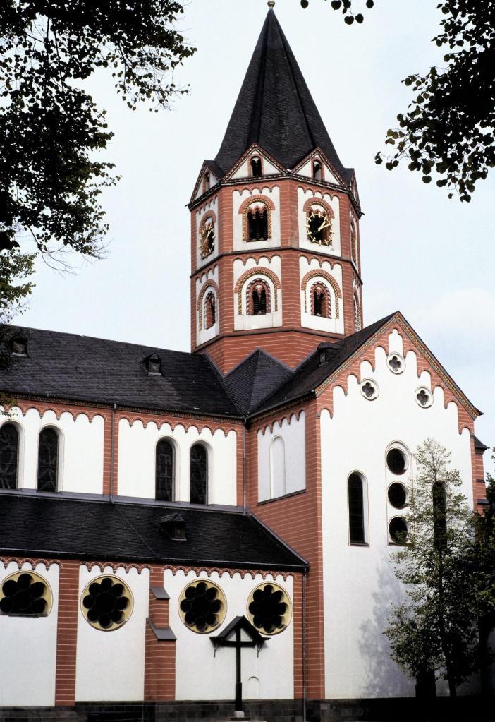 Düsseldorf: Gerresheim - St. Margaretha (1985)