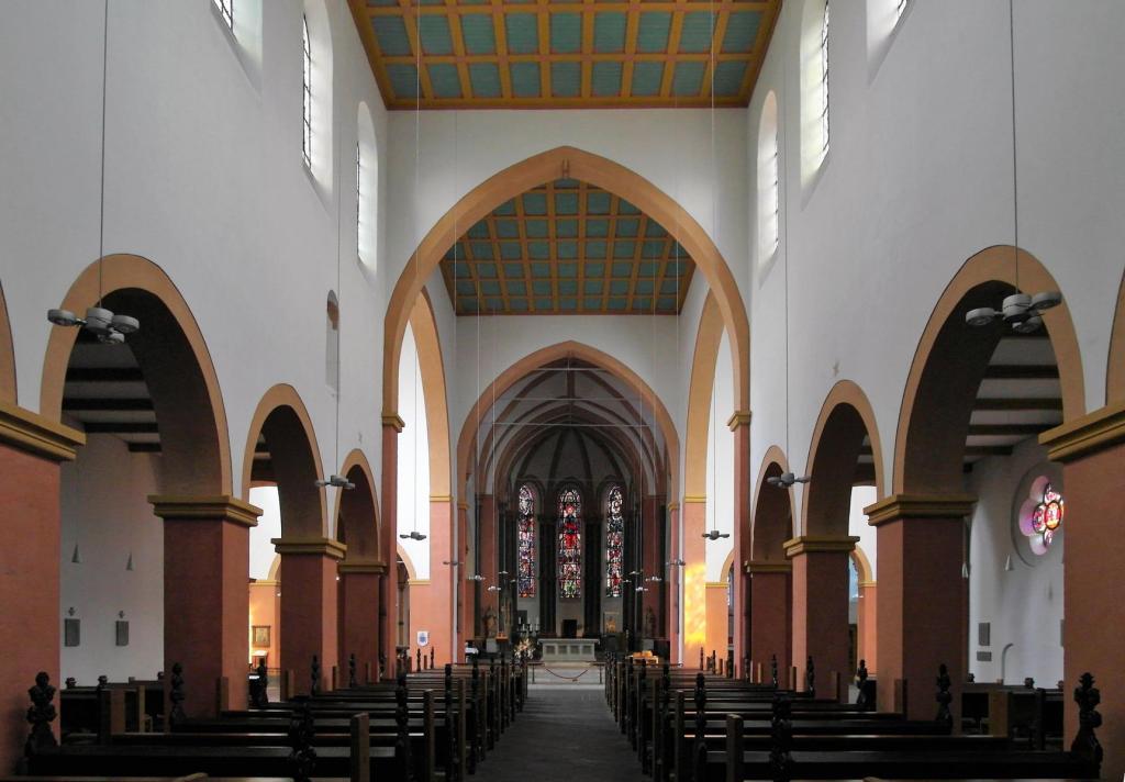 Düsseldorf: Kaiserswerth - Suitbertkirche (2018)