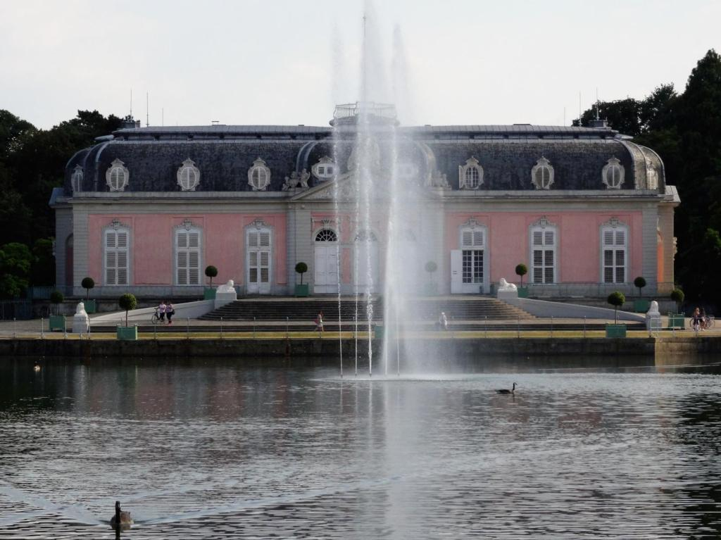Düsseldorf: Schloss Benrath (2018)