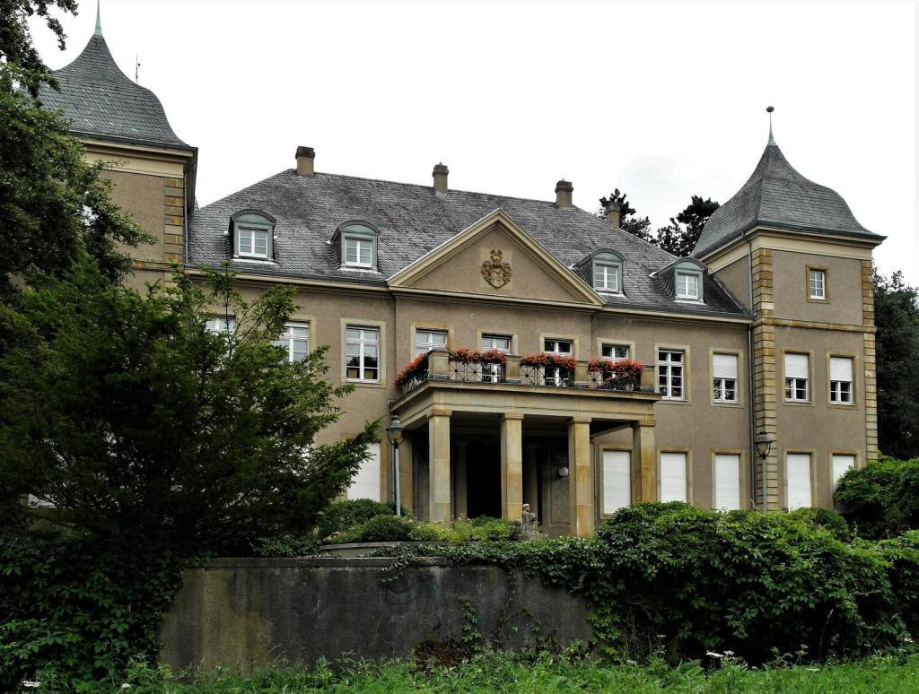 Düsseldorf: Schloss Garath (2011)