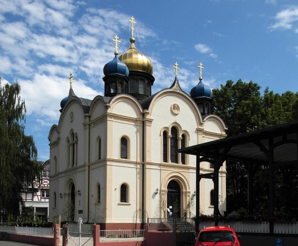 Bad Ems: Russische Kirche (2020)