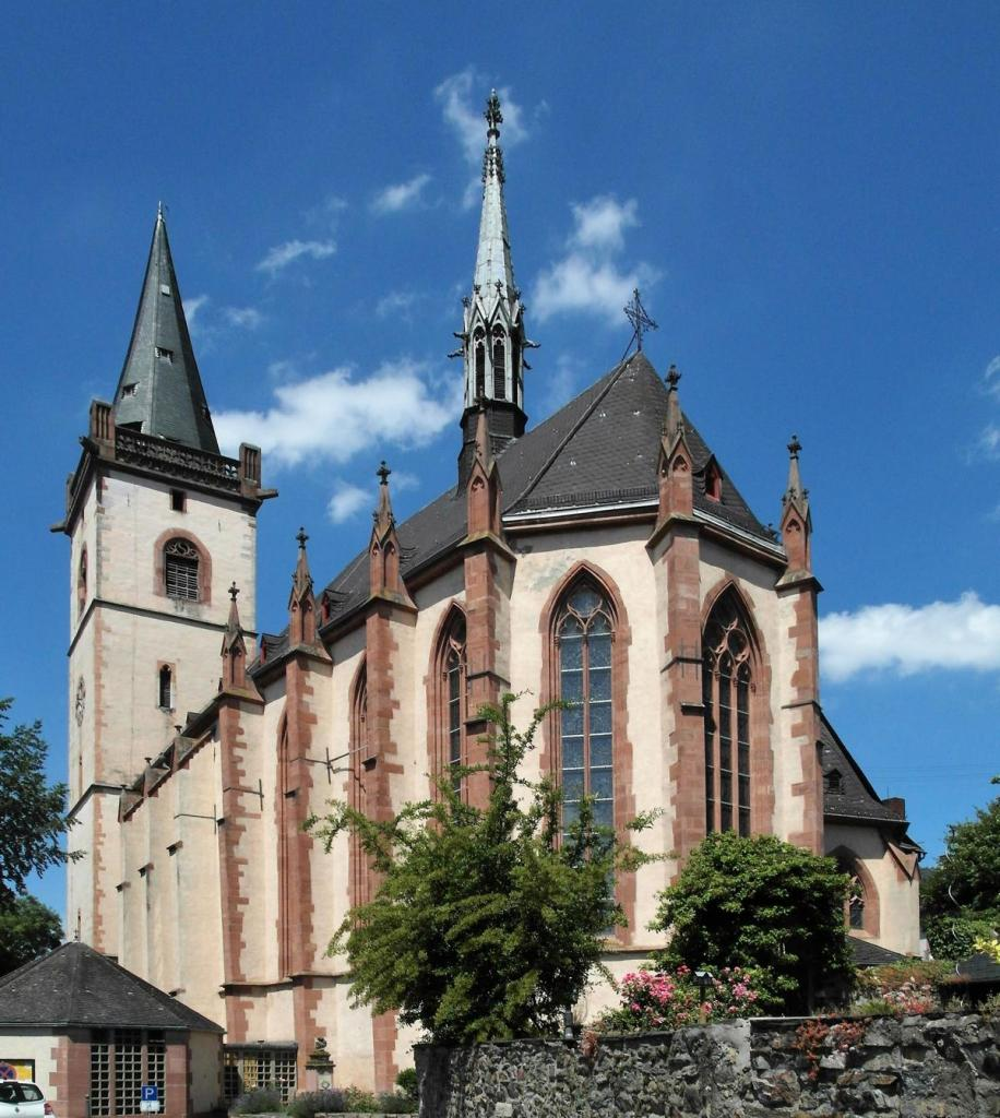 Lorch: Martinskirche (2020)