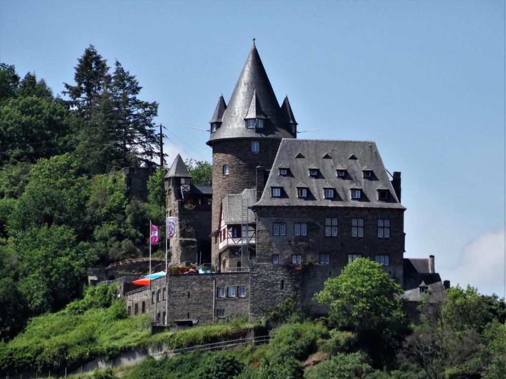 Bacharach: Burg Stahleck (2020)