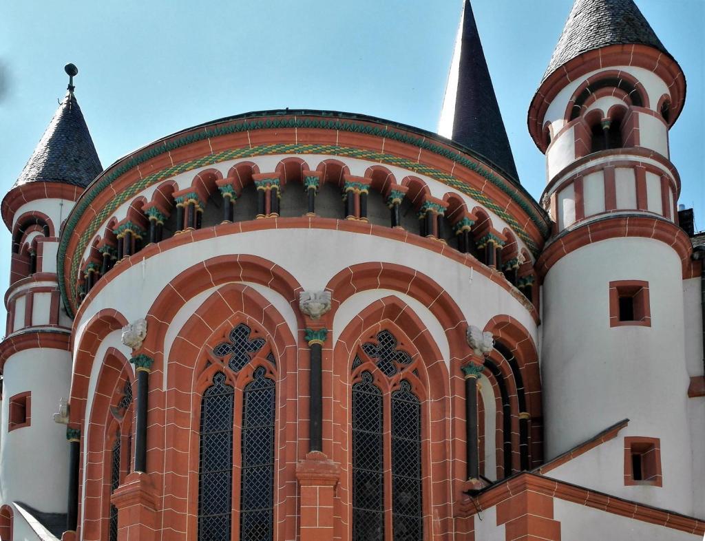 Bacharach: Peterskirche (2020)