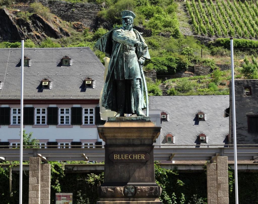 Kaub: Blücher-Denkmal (2020)