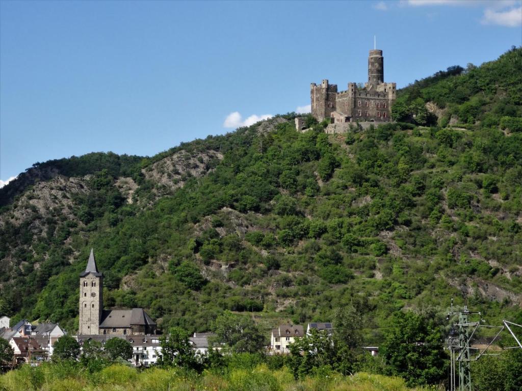 Burg Maus über Wellmich (2020)