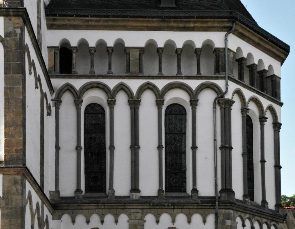 Boppard: Severuskirche - Chor (2020)