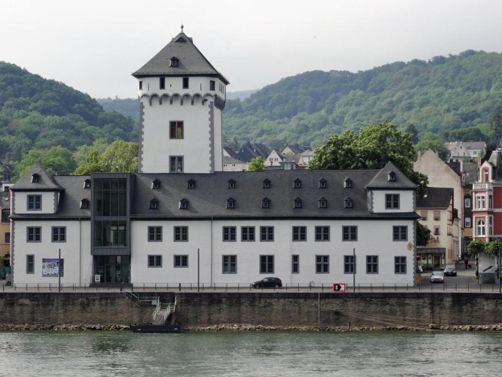 Boppard: Kurfürstliche Burg (2020)