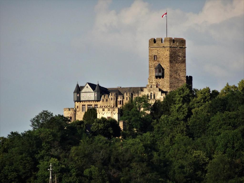Lahnstein: Burg Lahneck (2020)