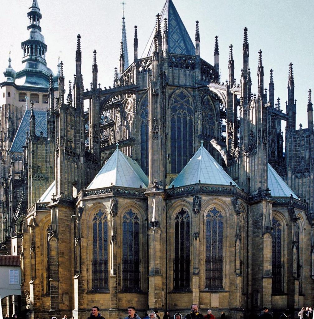 Prag: Veitsdom - Chor (2004)