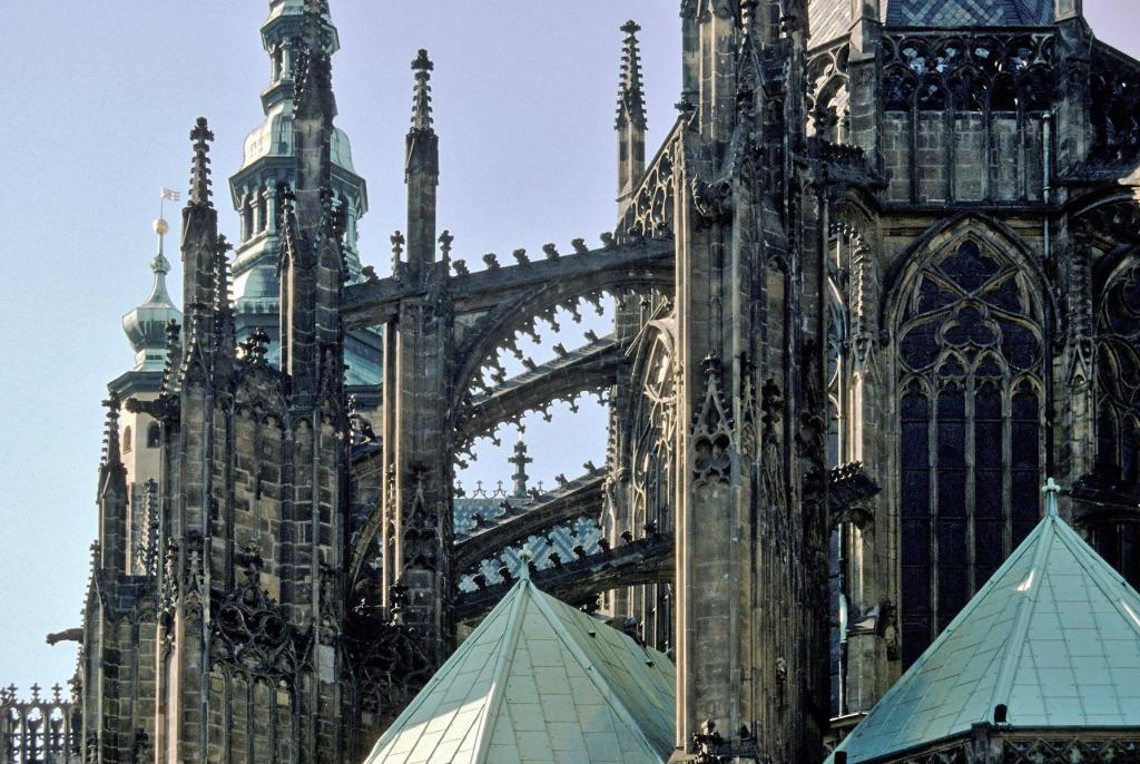 Prag: Veitsdom (2004)