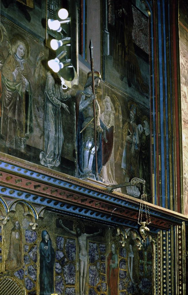 Prag: Veitsdom - Wenzelskapelle (2004)
