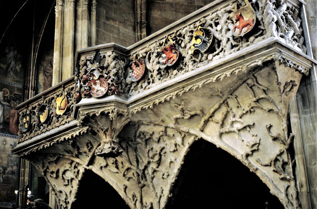 Prag: Veitsdom - Wladislaw-Oratorium (2004)