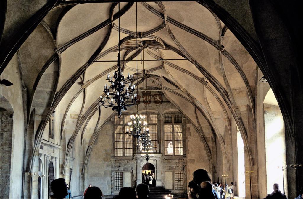 Prag: Königspalast - Wladislawsaal (2004)