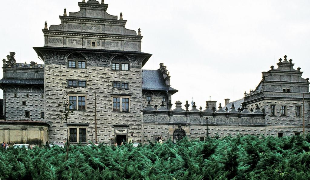 Prag: Schwarzenberg-Palais (1982)