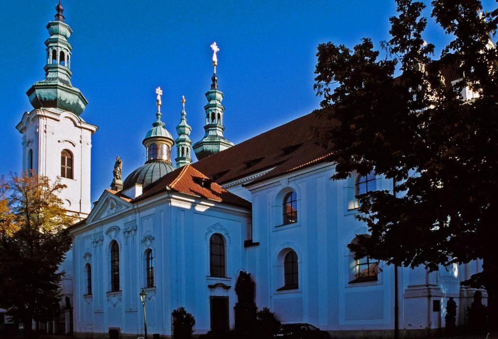 Prag: Kloster Strahov (2004)