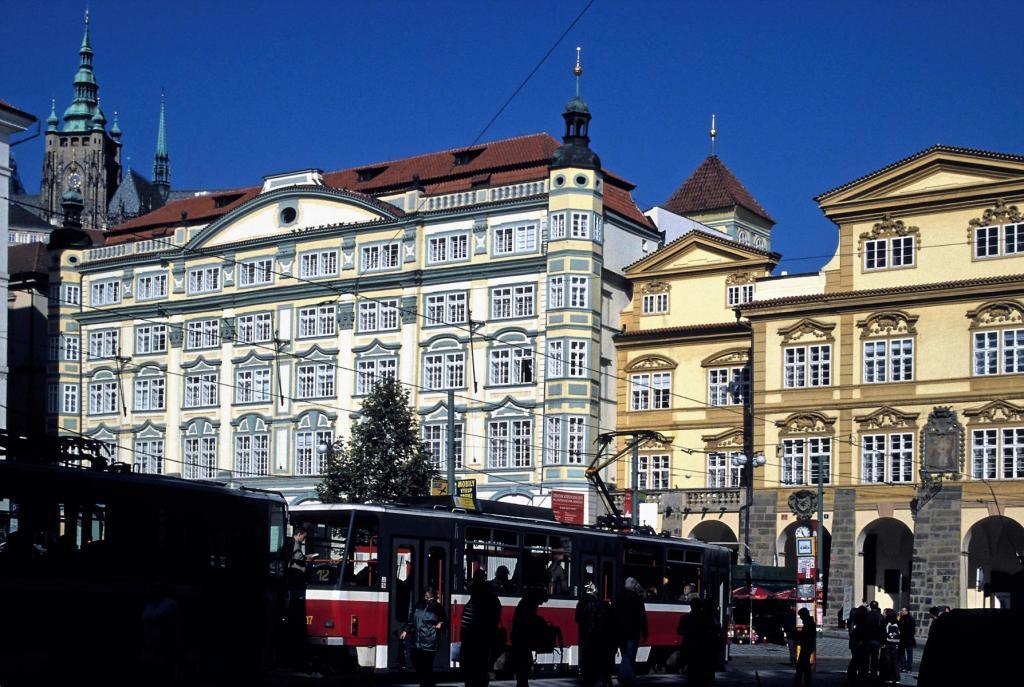 Prag: Kleinseitner Ring (2004)