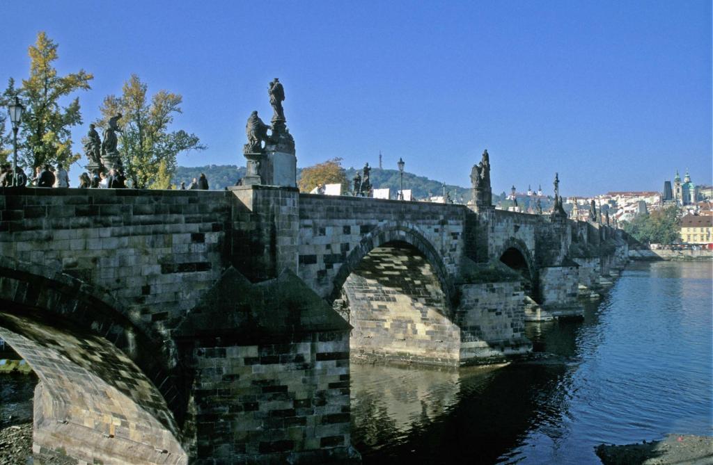 Prag: Karlsbrücke (2004)