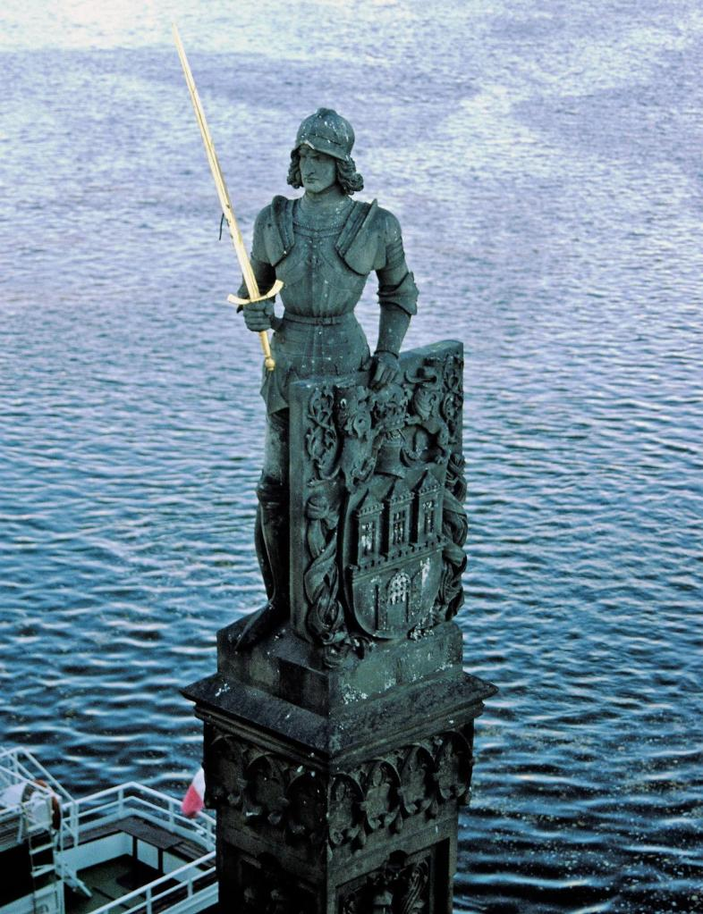 Prag: Karlsbrücke - Roland (2004)