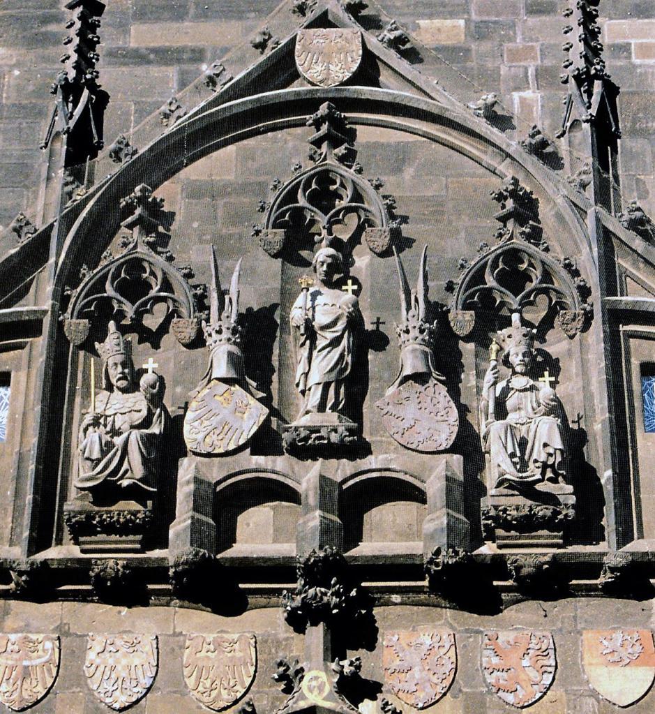 Prag: Altstädter Brückenturm (2004)