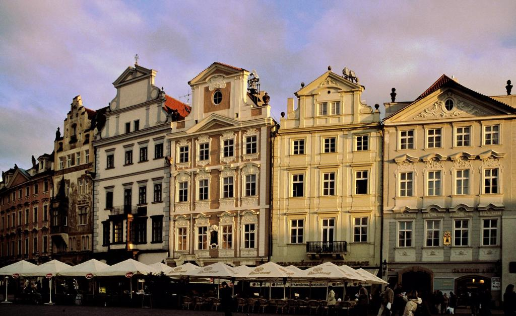 Prag: Altstädter Ring (2004)