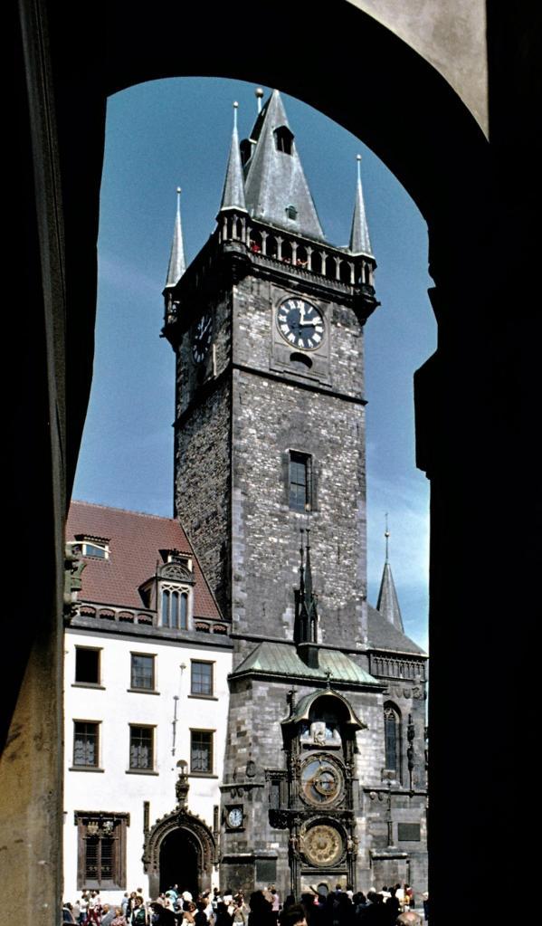 Prag: Altstädter Rathaus (1982)
