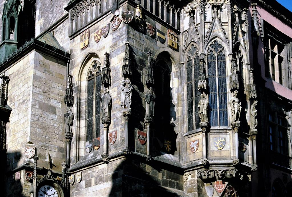 Prag: Altstädter Rathaus (2004)