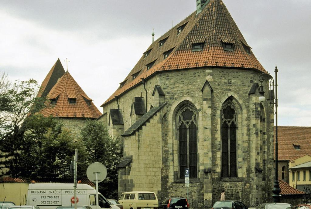 Prag: Agneskloster (2004)