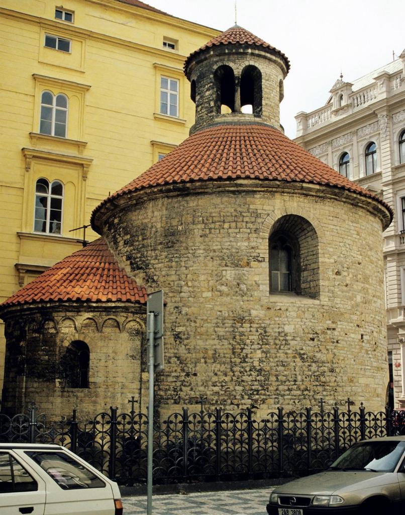 Prag: Heilig-Kreuz-Rotunde (2004)